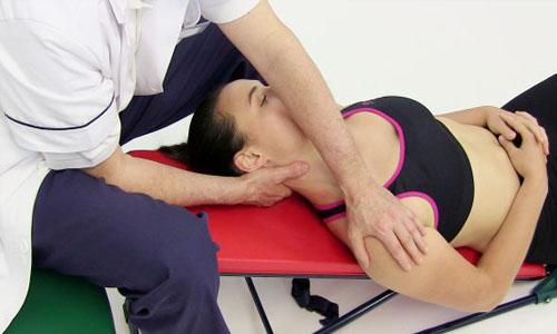 упражнения при болях в шее