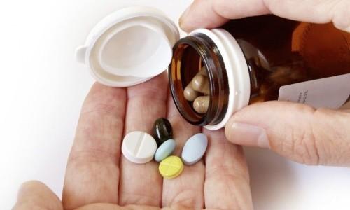 Правильно подобранные лекарства облегчают боли