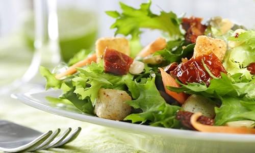 Самый полезный салат