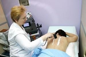 Лечение ультразвуковыми волнами
