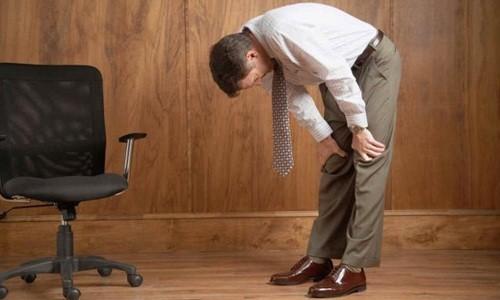 Признаки заболевания спины