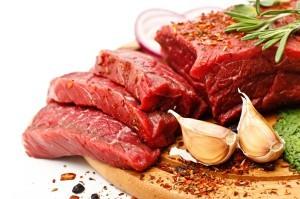 Запрещено кушать мясо